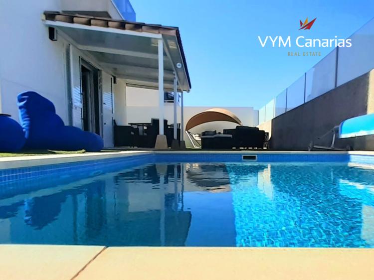 House / Villa Los Madroñales, El Madroñal, Adeje