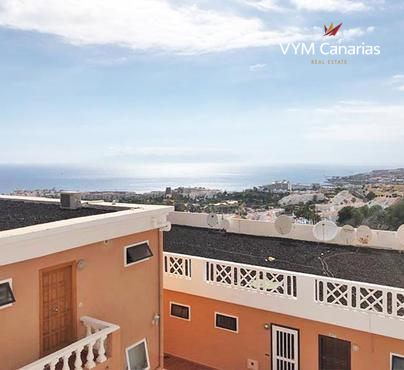 Apartment – Duplex Ocean View, San Eugenio Alto – Costa Adeje, Adeje