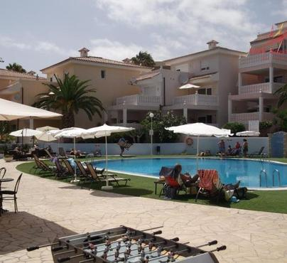 Apartment Country Club, Chayofa, Arona