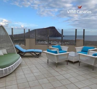 Apartment - Penthouse Vista Roja, La Tejita, Granadilla de Abona