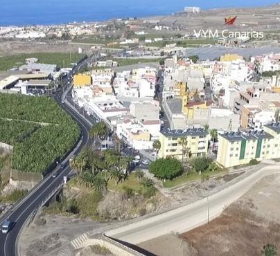 Land – Urbano (città) Armeñime, Adeje