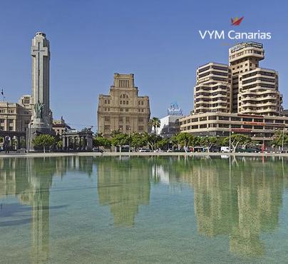 Buildings - Hotels Santa Cruz De Tenerife, Santa Cruz de Tenerife