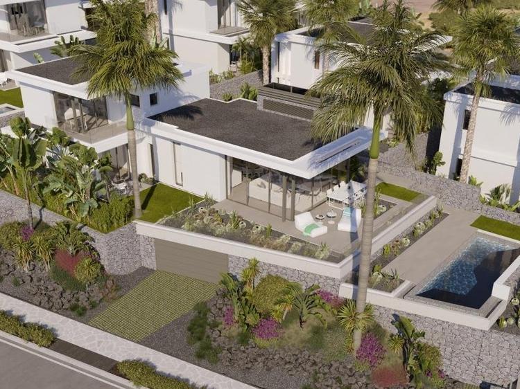 House / Villa Las Atalayas (Abama Resort Tenerife), Abama, Guia de Isora