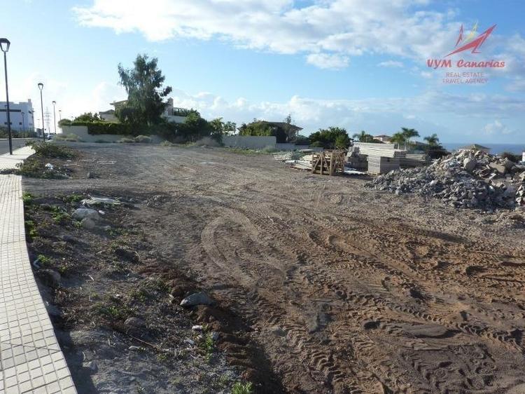 Land – Urbano (city) Playa Paraiso, Adeje