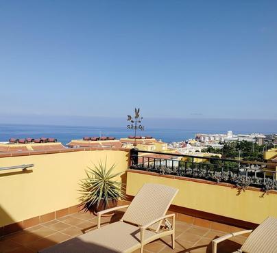 Апартамент – Пентхаус Playa de La Arena, Puerto de Santiago, Santiago del Teide