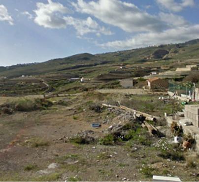 Land Charco del Pino, Granadilla de Abona