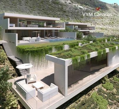 House / Villa Villas 16, Torviscas - Roque del Conde, Adeje