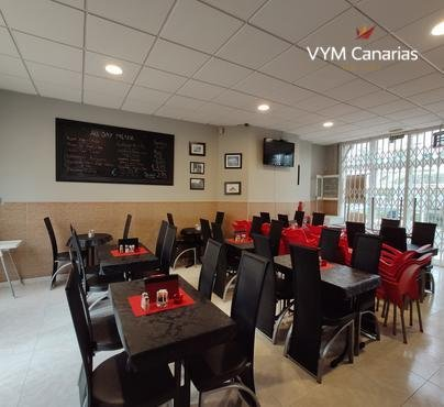 Traspaso - kawiarnia / bar Costa Sol, Costa del Silencio, Arona