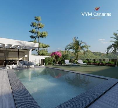 Dom / Willa Yaco 2, Yaco, Granadilla de Abona