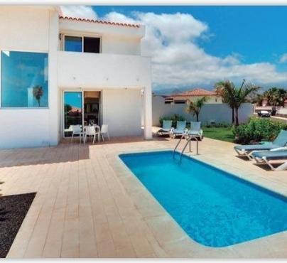 Casa/ Villa Amarilla Golf, San Miguel de Abona