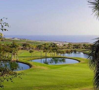 Land Custom Villas (Abama Resort Tenerife), Abama, Guia de Isora