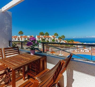 Appartamento Villas Canarias, Torviscas Alto, Adeje