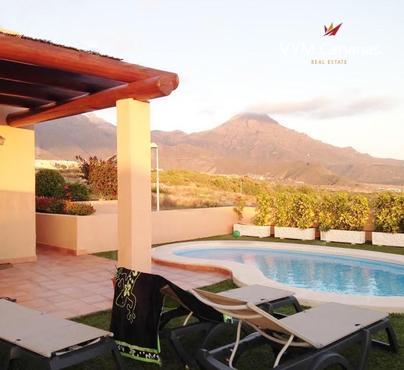 Дом / Вилла Sunset Golf Villas, La Caleta Golf (Adeje Golf) – Costa Adeje, Adeje