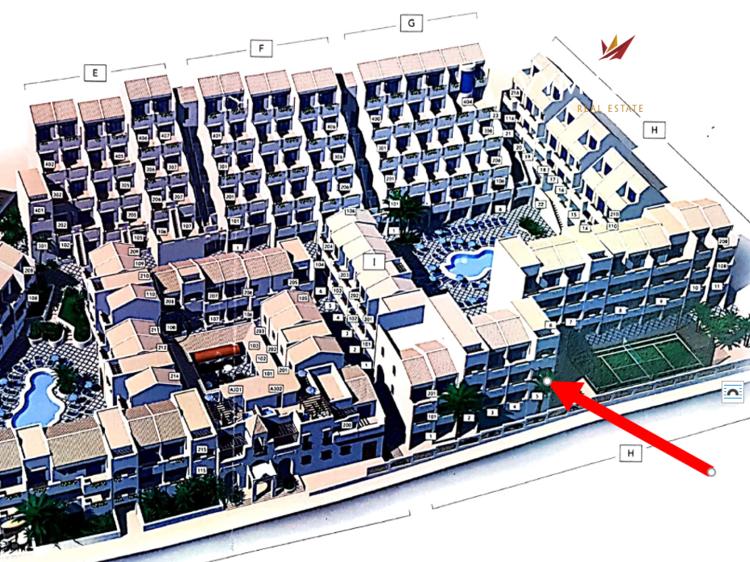 Apartamento Beverly Hills, Los Cristianos, Arona
