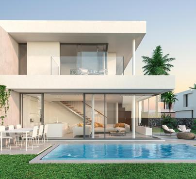 Dom / Willa Sybaris Premium Villas, Rokabella, Adeje