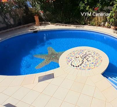 House / Villa – First line La Caleta – Costa Adeje, Adeje