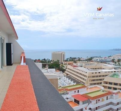 Apartament – Penthouse Los Tajinastes, Playa de Las Americas – Arona, Arona