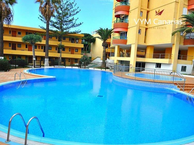 Апартамент Torres del Sol, Los Cristianos, Arona