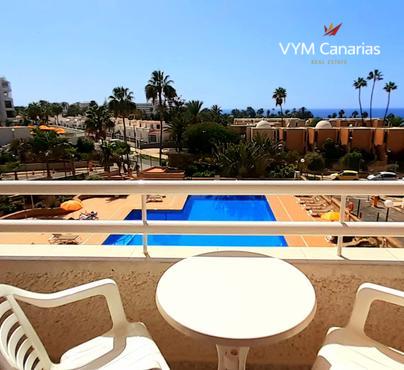 Апартамент – Студия Borinquen, Playa de Las Americas – Adeje, Adeje