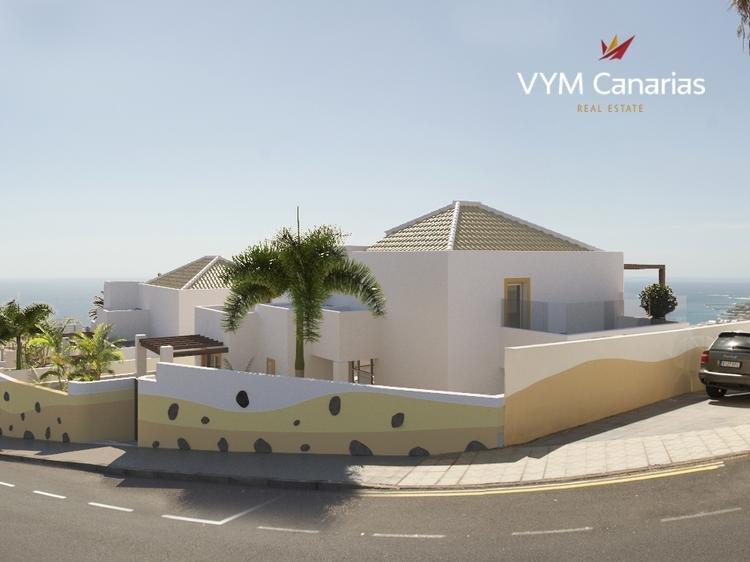 Дом / Вилла Mirador del Sur Villas, San Eugenio Alto — Costa Adeje, Adeje