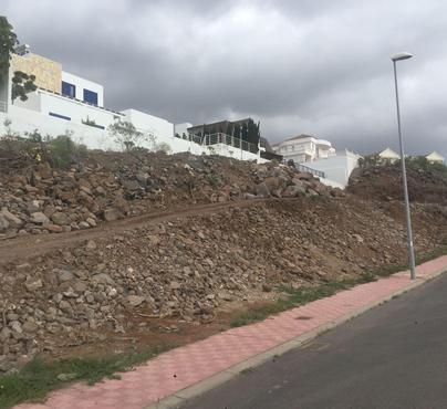 Земля – Урбано (городская) Torviscas – Roque del Conde, Adeje