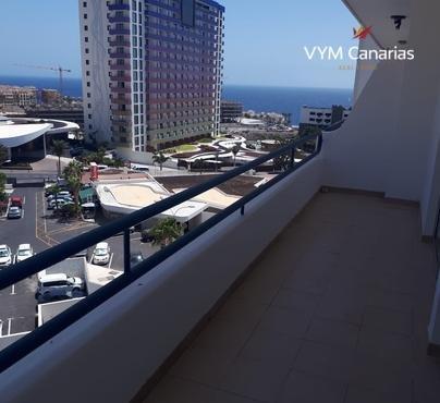 Апартамент Paraiso del Sur, Playa Paraiso, Adeje