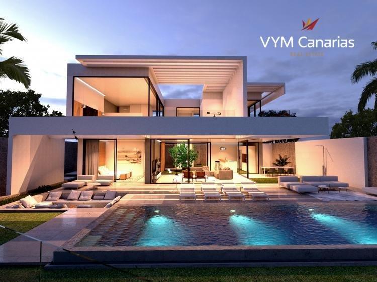 House / Villa Siam Garden, San Eugenio Alto – Costa Adeje, Adeje