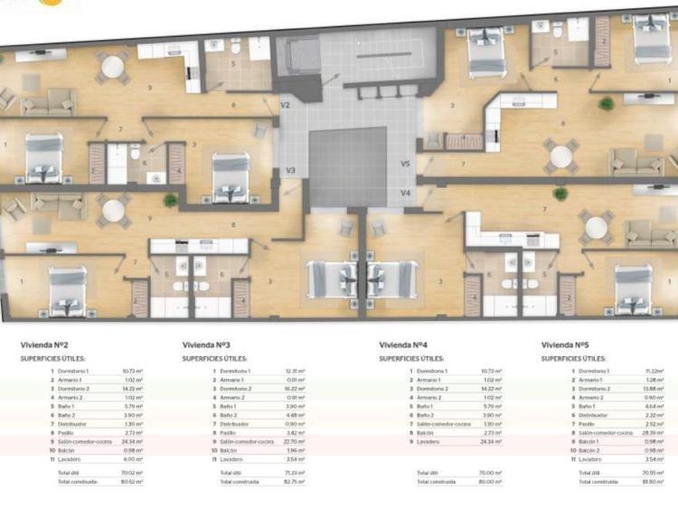 Appartamento Montse, Los Cristianos, Arona
