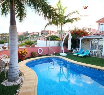 House / Villa Duque I, El Duque-Costa Adeje, Adeje