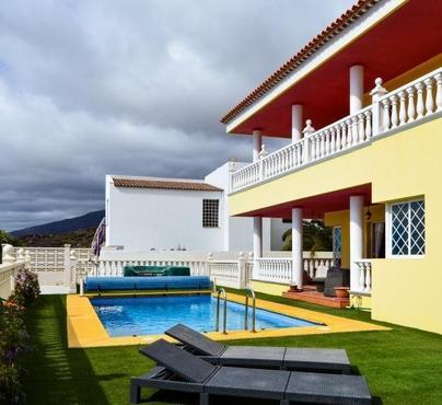 House / Villa Roque del Conde, Torviscas – Roque del Conde, Adeje