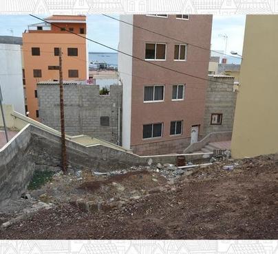Terreno – Urbano Los Cristianos, Arona