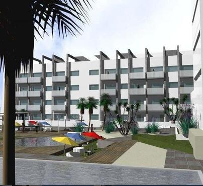 Block of Apartments Palm Mar, Arona
