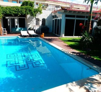 Dom / Willa – Bungalow Playa Paraiso, Adeje