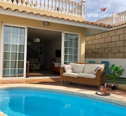 Casa/ Villa Urb. Corazones del Palm Mar, Palm Mar, Arona