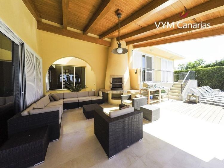 Дом / Вилла La Caleta Golf (Adeje Golf) — Costa Adeje, Adeje