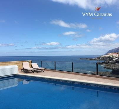 House / Villa – First line Playa La Arena, Santiago del Teide