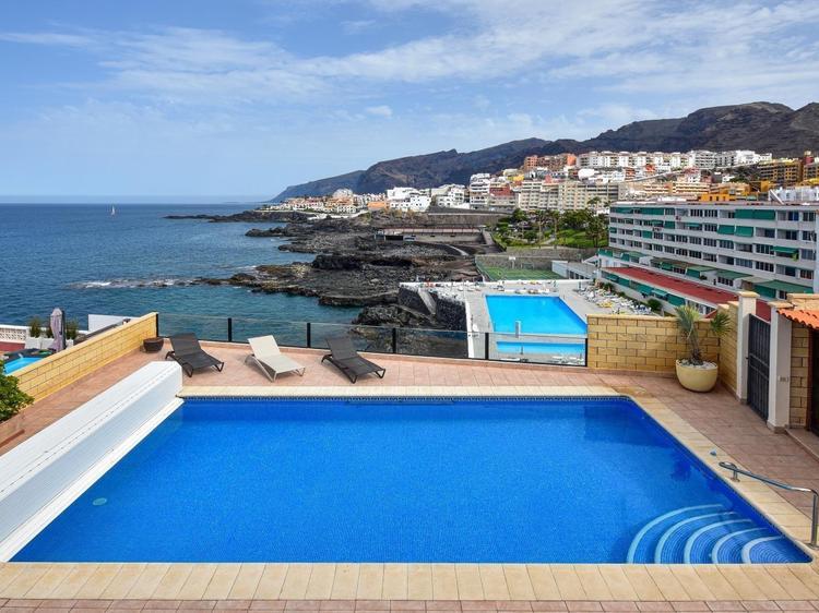 Casa/ Villa – Primera linea Playa La Arena, Santiago del Teide