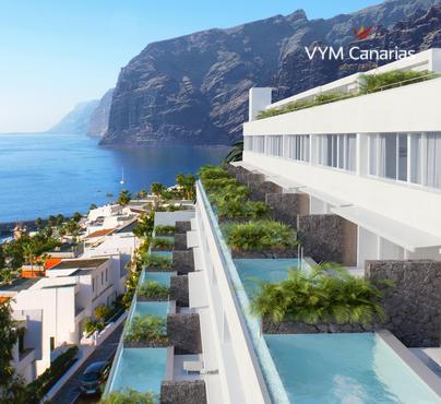 Apartment – Duplex Aqua Suites, Los Gigantes, Santiago del Teide
