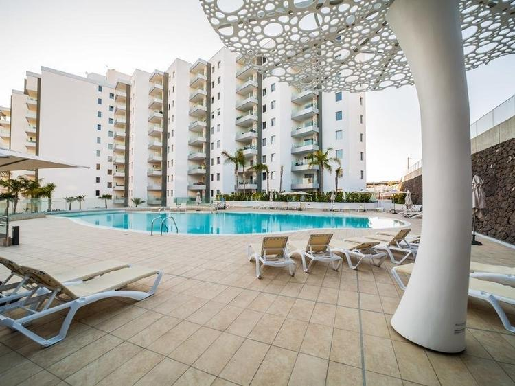 Апартамент Ocean Garden, Playa Paraiso, Adeje