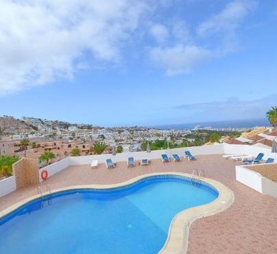 Дом / Вилла — Бунгало Sun Villas, San Eugenio Alto — Costa Adeje, Adeje