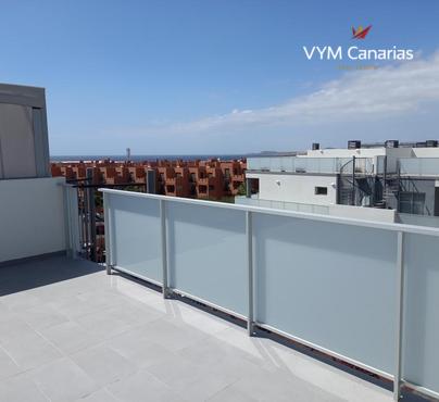 Apartamento – Ático Las Terrazas II, La Tejita, Granadilla de Abona