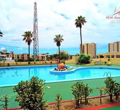 Апартамент Torres Yomely, Playa de Las Americas — Arona, Arona
