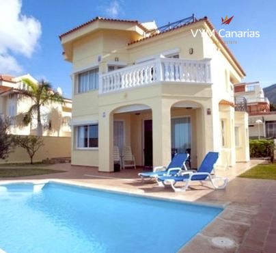 House / Villa - First line Parque Tropical, Los Cristianos, Arona