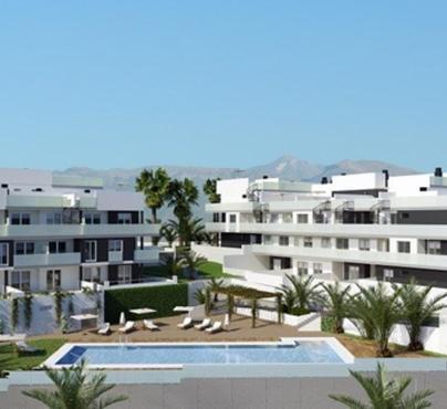 Wohnung La Tejita Residence, La Tejita, Granadilla de Abona