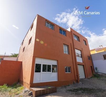Budynek Candelaria, Candelaria