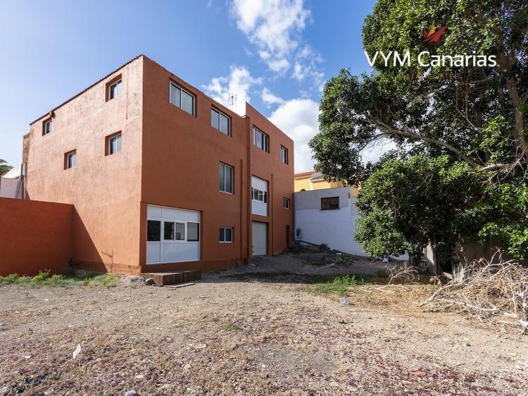 Edificios Candelaria, Candelaria
