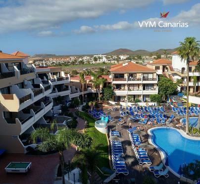 Апартамент Parque Albatros, Golf del Sur, San Miguel de Abona