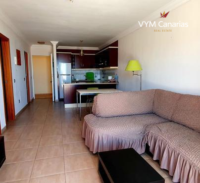 Apartment Casablanca, Torviscas – Roque del Conde, Adeje