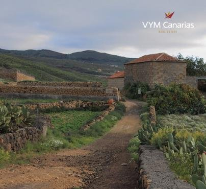 Land Los Blanquitos, Granadilla de Abona