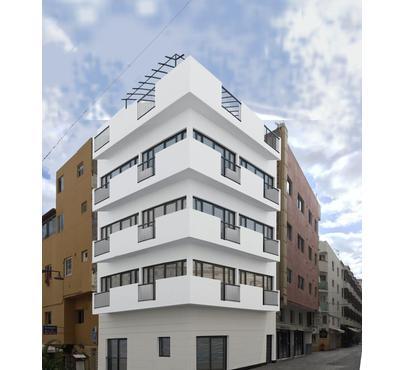Здания – Отели Los Cristianos, Arona